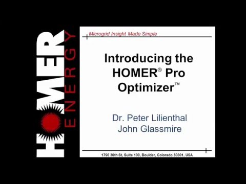 Introducing HOMER Optimizer