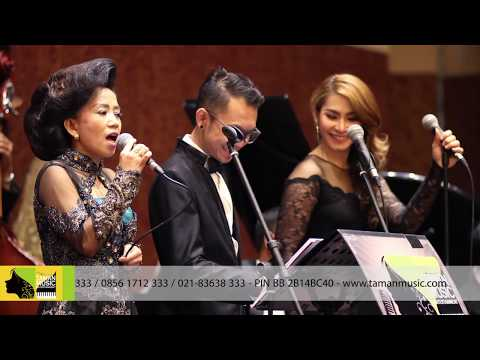 Bossanova Jawa - Mawar Biru ( Cover ) by Taman Music Entertainment at Sasana Kriya Carani