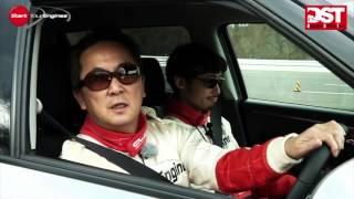 【DST#037】スバル・インプレッサ・スポーツ1.6i vs スズキ・スイフト・スポーツ