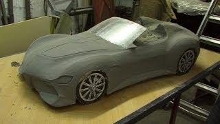 Amperi Garaaž - Aiar ja Corvette Video