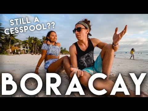 FOREIGNERS HONEST OPINION OF BORACAY 2019 - philippines travel vlog