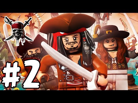 LEGO Pirates of the Caribbean - Episode 02 - The Black Pearl (HD Gameplay Walkthrough)