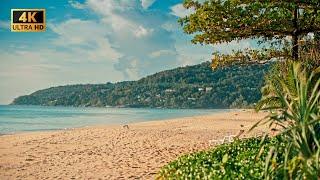 Пхукет Влог Карон сейчас пляж и 2ая линия Что там с визами