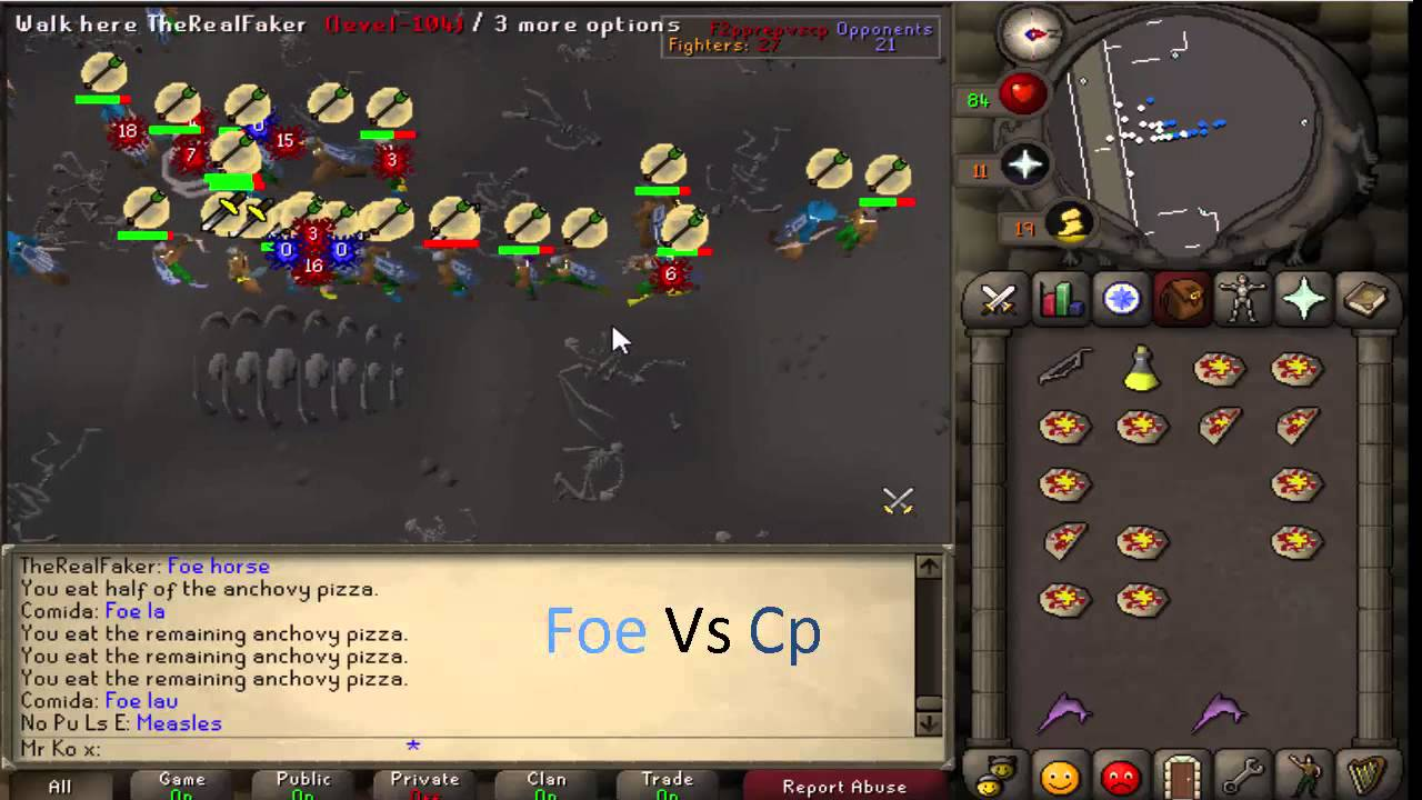 how to make a clan runescape 2007