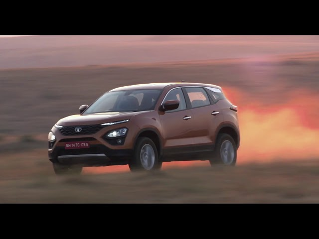 Harrier | An SUV Like No Other