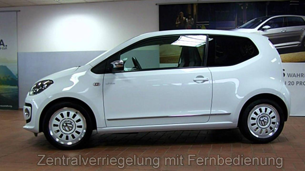 volkswagen up 1 0 white up drive pack dd043601 pure. Black Bedroom Furniture Sets. Home Design Ideas