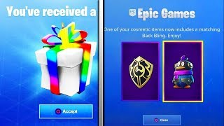 FORTNITE IS GIVING THIS! FREE HIDDEN GIFTS IN FORTNITE CHINA! (Fortnite Regala Skins)