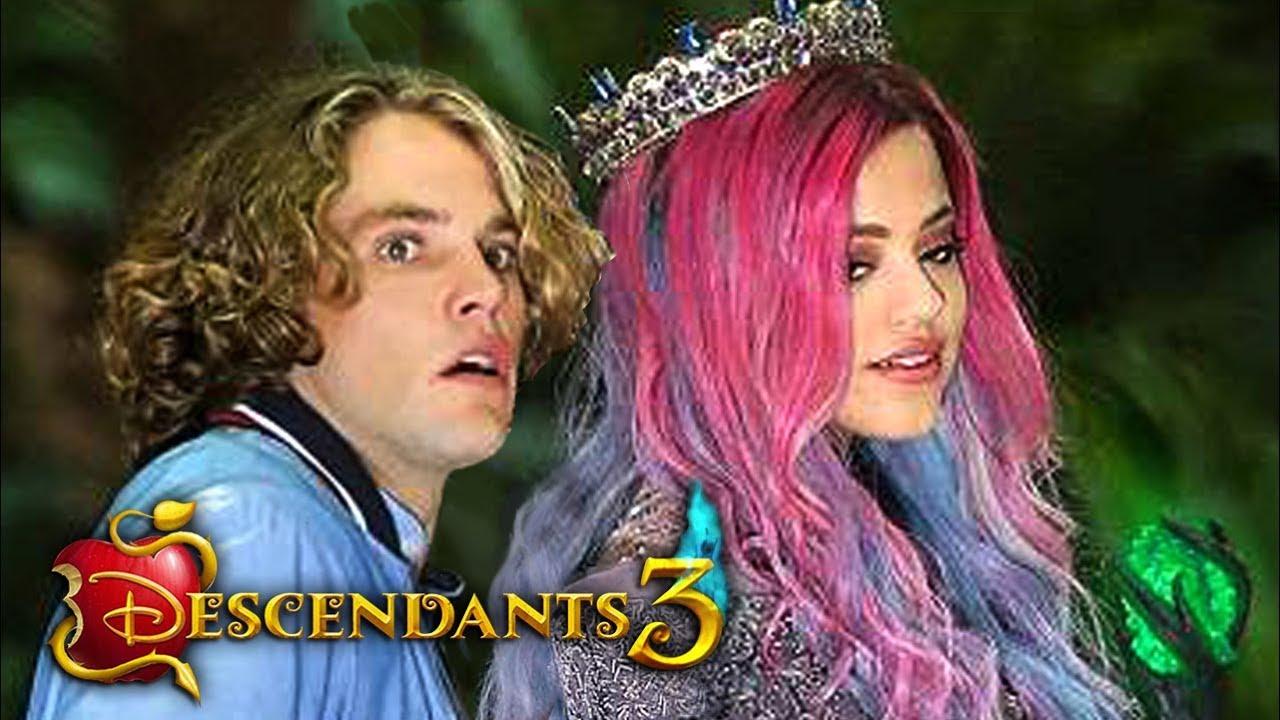 Descendants 3 Audrey Is Evil Audrey Is The New Villain Descendants 3 Spoilers