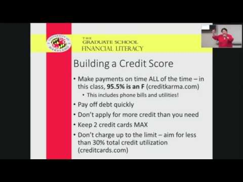 Understanding How Credit Works