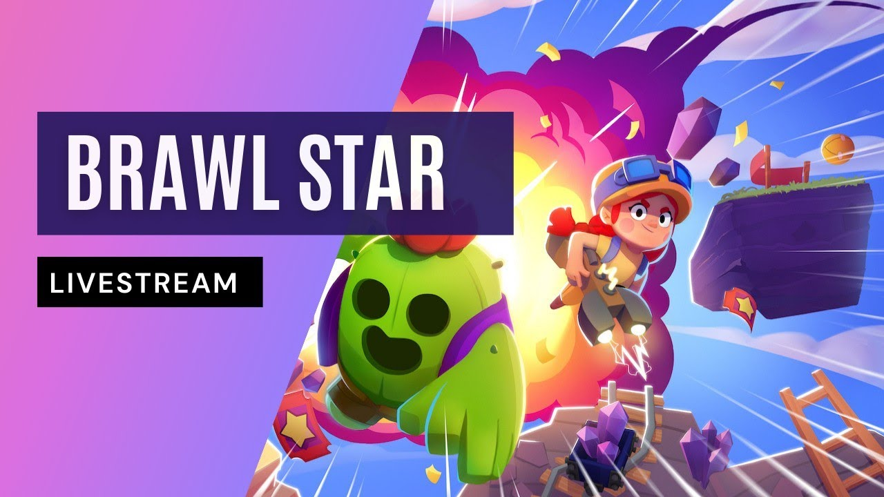 Brawl Stars Live   Road to Top Global Brawler!
