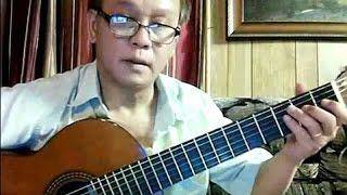 Em Là Tất Cả (Lam Phương) - Guitar Cover by Bao Hoang