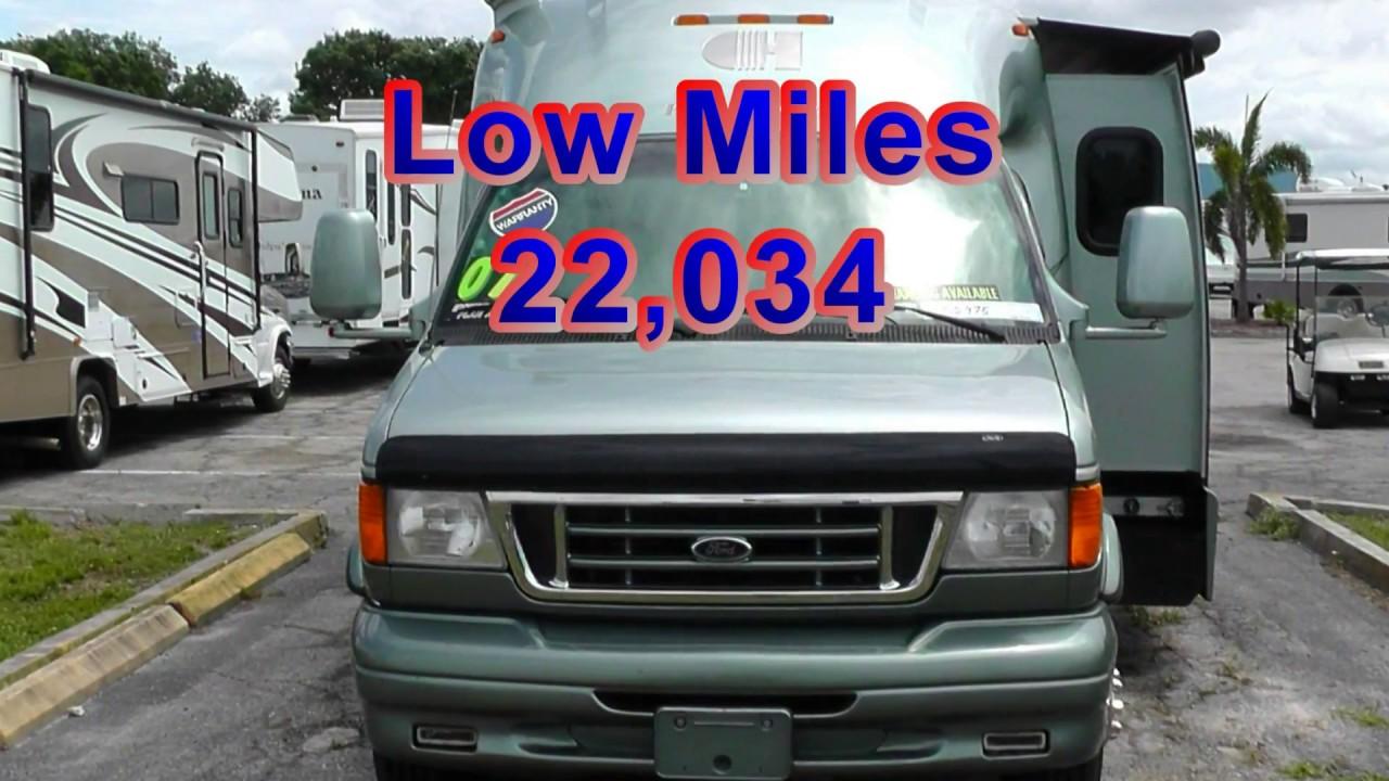 Coach House Rv >> Used Class B Motorhome 2007 Coach House Platinum 232XL, Florida, Port Charlotte, Ft Myers ...