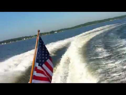 MJM 40z Boat Review