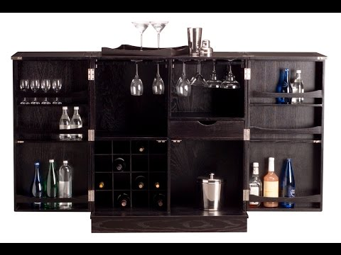 Small Bar Cabinet Ideas