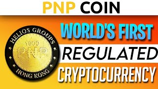 world's First Regulated Cryptocurrency | Best cryptocurrency PNP coin 2021