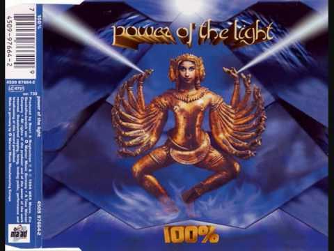 100% - Power of the Light (Radio Edit) (1994)