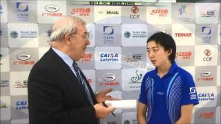 GAC GROUP 2013 ITTF WORLD TOUR Brazil Open 2013   Lin Gui