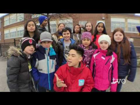 TVO visits Precious Blood School for Carnaval