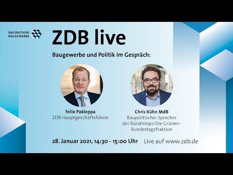 ZDB live vom