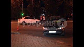 Пожилой хабаровчанин попал в аварию из-за нетерпеливого шофера попутной машины. Mestoprotv