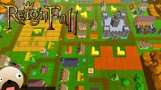 Reignfall - Medieval Kingdom Third Person Real Time Strategy Game
