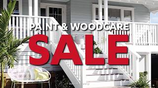 Paint & Woodcare Sale at Guthrie Bowron