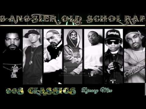Old School West Coast Rap Mix [Snoop,Nate,Dogg Pound,Dre,2Pac,Rage,Eazy E,Ice Cube,Outlawz,Kurrupt