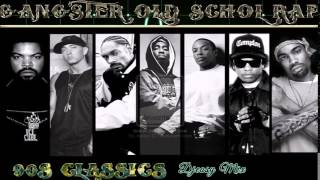 Old School West Coast Rap Mix [Snoop,Nate,Dogg Pound,Dre,2Pac,Rage,Eazy E,Ice Cube,Outlawz,Kurrupt 2017 Video