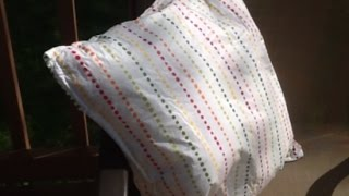 Make An Easy-to-clean Exterior Pillow - Diy Home - Guidecentral