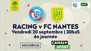 Racing-FC Nantes (J6 Ligue 1 19/20) : les clés du match avec PMU.fr