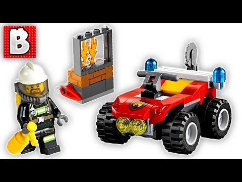 LEGO City Fire ATV
