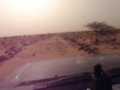 Piste from Atar to Tidjikja, Mauritania