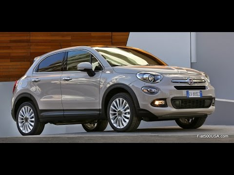 fiat 500x lounge youtube. Black Bedroom Furniture Sets. Home Design Ideas
