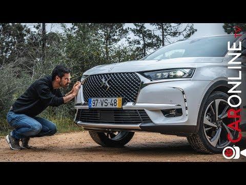 DS7 Crossback 2019 está cheio de DETALHES [Review Portugal]