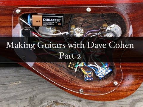 building-a-guitar-fretboard-and-neck---making-guitars-with-dave-cohen-2/4