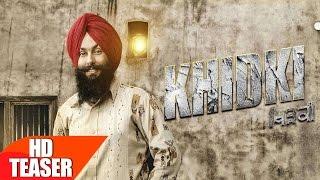 Teaser | Khidki | Jinda Dhillon | Full Song Coming Soon | Speed Records