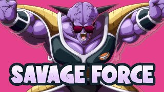 The Savage Force!?