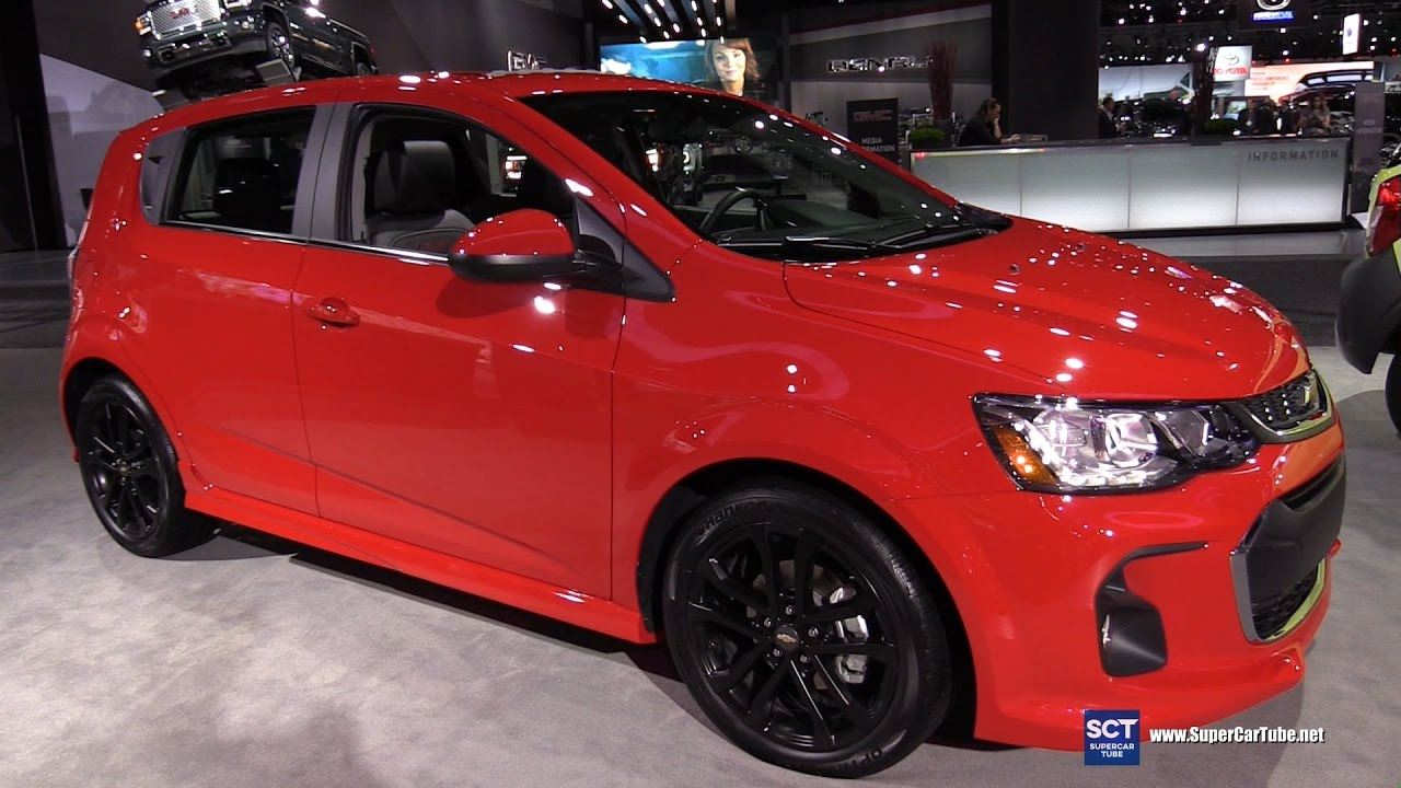 2017 chevrolet sonic rs turbo premier exterior and interior walkaround 2016 la auto show. Black Bedroom Furniture Sets. Home Design Ideas