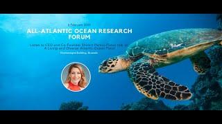 A Living and Diverse Atlantic Ocean Panel at All Atlantic Ocean Research Forum with Shimrit Perkol