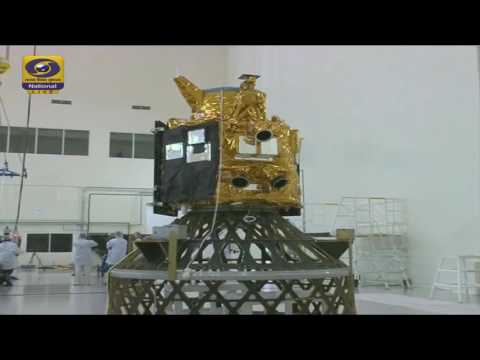 The Launch of PSLV-C34/Cartosat- 2 Series Satellite Mission