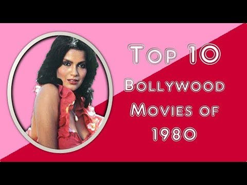 Top 10 Bollywood Movies of 1980 | Top 10 Mania