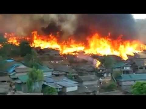 [05]: 23 Feb 2012 Fire in Umpiem Mai Refugee Camp, Tak Province, Thailand