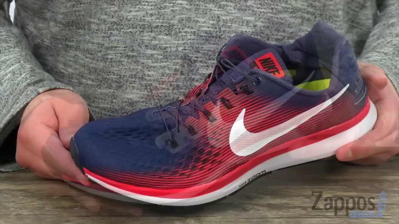 b6212f465dc4 Nike Air Zoom Pegasus 34 FlyEase SKU  8987346 - YouTube