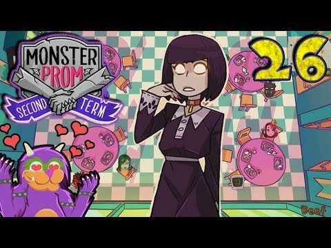 Monster Prom Second Term | SECRET Route - Hope (Witch of The Coven)