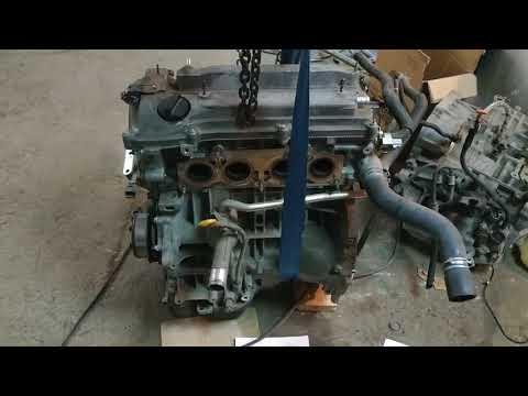 Контрактный двигатель с распила 2AZFE Тойота Камри Acv30