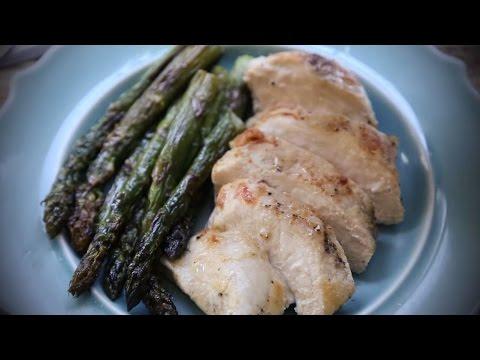 How to Make Lemon Garlic Chicken | Chicken Recipes | Allrecipes.com