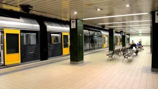 Tangara train at  Sydney