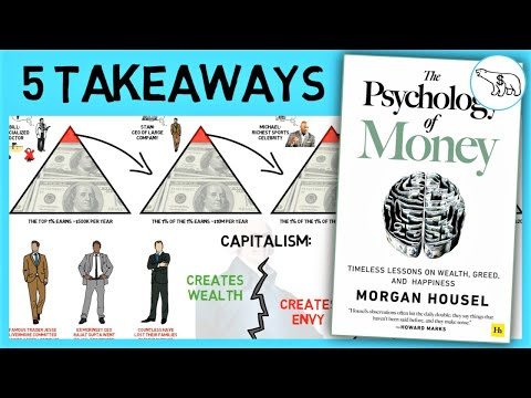 THE PSYCHOLOGY OF MONEY (BY MORGAN HOUSEL)
