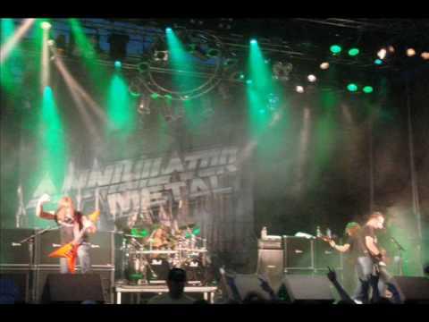 Annihilator - Ultra-Motion (Live At Waldrock Festival 2003) mp3