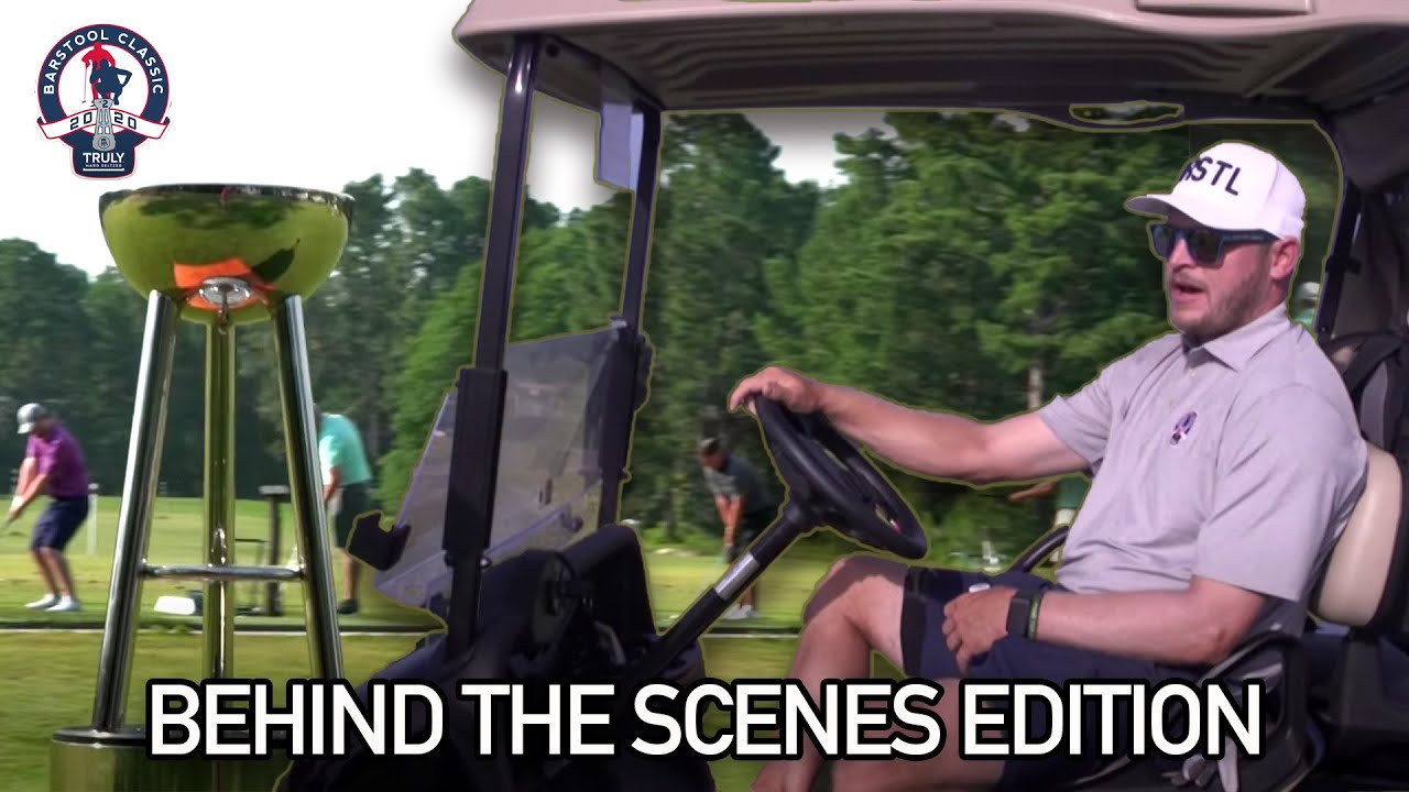 The 2020 Barstool Classic: Behind The Scenes Episode 1